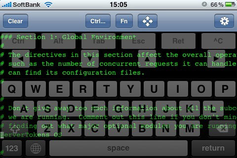 ファイル:TouchTerm screen shot Translucent KB.jpg
