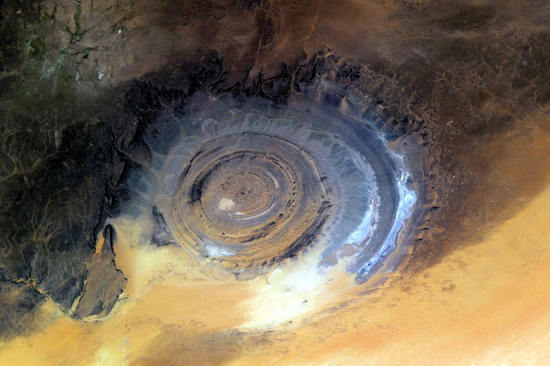 ファイル:Richat Structure.jpg